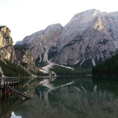 Braies. ..my favourite! #kialacamper #kialaontheroad #travel #traveling #vacation #visiting #instatravel #mytravelgram #travelgram #travelingram #igtravel #outdoors #sudtorol #braies #braieslake