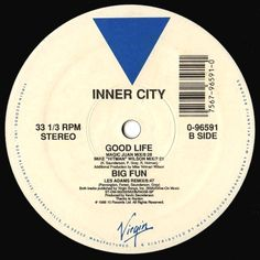 "[1988] Inner City - Good Life (Mike ""Hitman"" Wilson Mix) >> https://youtu.be/E_SIjPgzsbs"