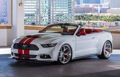 Mustang Named 'Hottest Car' at SEMA 2015 - The Mustang Source