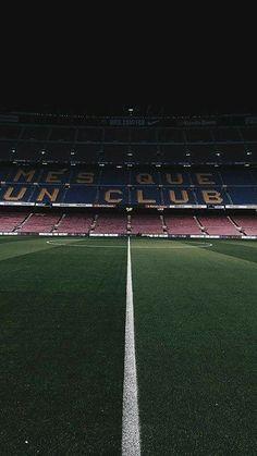 Football Pitch, Football Art, World Football, Football Stadiums, Fcb Barcelona, Barcelona Players, Barcelona Football, Camp Nou, Lionel Messi