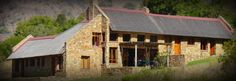 Croft 1 @ Verlorenkloof Cabin, Spaces, House Styles, Home Decor, Decoration Home, Cabins, Cottage, Interior Design, Home Interior Design
