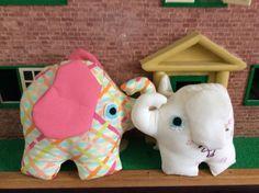 Keepsake Memory Elephants