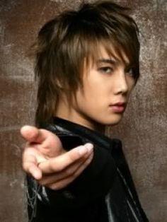 Park_Jung_Min. Jong Min, Park Jung Min, Double S, Tap Dance, Just The Way, Korean Actors, Singer, Long Hair Styles, Kpop Boy