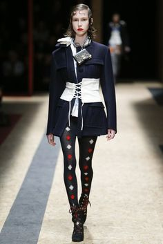 Prada Autumn/Winter 2016 Ready-To-Wear Collection | British Vogue