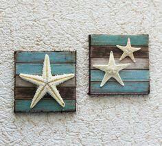 53 Ideas bath room diy signs beach themes for 2019 Seashell Crafts, Beach Crafts, Wood Crafts, Diy Crafts, Beach Bathrooms, Beach Signs, Shell Art, Diy Signs, Wall Signs