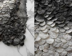 Beautiful fish-leather furniture made from salmon skins underscores plastic ocean waste