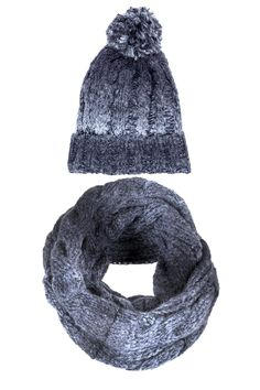 Ombre Cable Snood &...