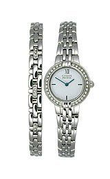 Citizen Eco-Drive Silhouette Crystal Women's watch #EX1210-61A