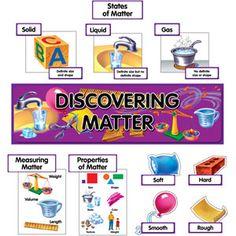 Matter MATTERS!