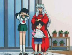 """Banzai!""  Inuyasha gif"