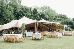 Open Stretch Tent - Outdoor Event. Wedding/Party Venue. Oxford Event Hire.