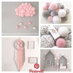 """diy_crafts- """" The face recognition system finds a barn owl…\"""""""", """"Yarn pom-poms the easiest way ever diy tutorial."""", """"Likes, 42 Comments - Kids Crafts, Diy And Crafts, Craft Projects, Kids Diy, Pom Pom Crafts, Yarn Crafts, Diy Pinterest, Diy Y Manualidades, Diy Bebe"""