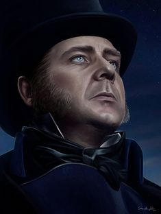 Les Miserables - Philip Quast JAVERT by Sheridan-J.deviantart.com on @deviantART