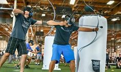 Groupon - Three Games of Dodgeball Archery for Two or Four, or Private Game for Up to 10 at Arrow Tag OC (Up to 40% Off) in Garden Grove. Groupon deal price: $15