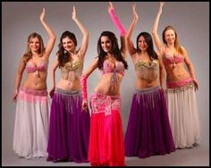 Belly dancers from Syria