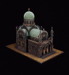 Al Farrow Reliquaries: Synagogue(II)