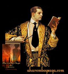 A Harem Boy's Saga - Book I - INITIATION, a memoir by Young US Amazon goo.gl/99zsjq  UK Amazon  http://amzn.to/1nwT6Cu