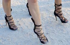 Northern Light-PFW-Alaia sandals