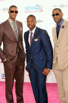 So glad NBA players are no longer wearing Steve Harvey suits lol