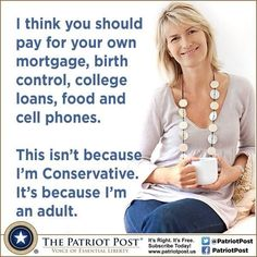 Seriously people who think the hard working citizens should pay for all their stuff while they work the system on welfare need to grow up