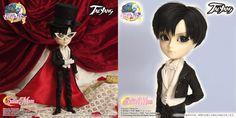 Official Sailor Moon Tuxedo Mask Taeyang Doll http://www.moonkitty.net/where-to-buy-sailor-moon-pullip-dolls.php #SailorMoon #Pullip