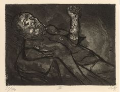Art of the apocalypse: Otto Dix's hellish first world war visions – in pictures