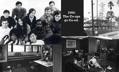 The changing times of the '60s were evident when the Co-op opened the first co-ed living situation on campus in 1966 known as the Ridge Project (renamed Casa Zimbabwe in 1987). The Ridge Project, funded largely by money donated by members, alumni, UC faculty, the Cowell Foundation, and cooperative organizations and individuals, provided the Co- op with a badly needed warehouse, Central Kitchen and office space, as well as housing for 128 students.