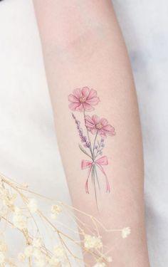 Best Tattoo Design for Girls with Cute, Beautiful & Feminine Looks
