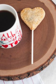 2014 DIY Valentine Cake Pops, Cherry Pie Hearts Valentine's Day Recipies #2014 #valentines #diy #cake #pops www.foodideasrecipes.com