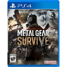 Just added to PlayStation 4 on Best Buy : Metal Gear Survive - PlayStation 4