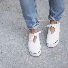 Sapato que troca de salto