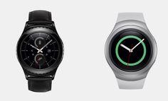 Samsung hace oficial el Gear S2 y Gear S2 Classic
