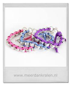 Nieuwe #armbanden toegevoegd in de #webshop. Ze dragen erg prettig!