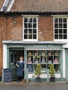 Humble Pie | Burnham Market, Norfolk