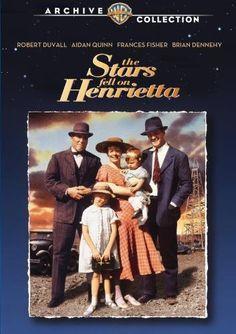 The Stars Fell on Henrietta (dvd_video) Brian Dennehy, Aidan Quinn, Frances Fisher, Robert Duvall, Clint Eastwood, Great Movies, Warner Bros, Movie Tv, Texas