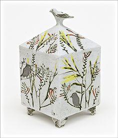 'Bird in Wild Ginger' Dream Box by Catherine Brennon 2012