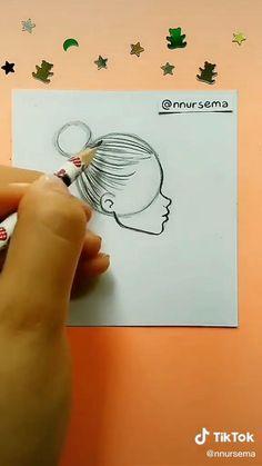 Cool Pencil Drawings, Art Drawings Sketches Simple, Drawings With Meaning, Drawings For Boyfriend, Art Ideas For Teens, Art Drawings Beautiful, Diy Canvas Art, Easy Art, Simple Art