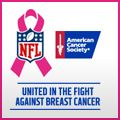 DeAngelo Williams covered for a fan so she had time for a breast cancer screening. Learn how to help atNFL.com/Pink#NFLPink