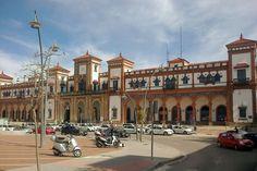 Estación de tren Jerez de la Frontera, Spain