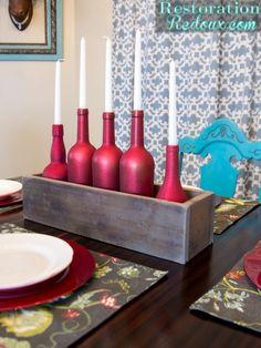 Valentine's Day Home Tour - Restoration Redoux http://www.restorationredoux.com/?p=7871