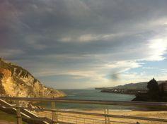 LLanes, playa preciosa del Sablón