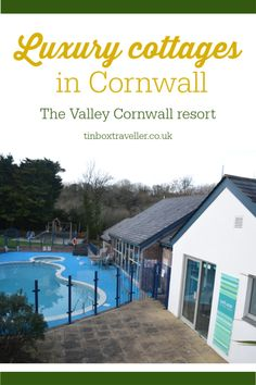 [AD press trip] A review of The Valley near Truro which offers dog-friendy and luxury cottages in Cornwall. This is an exclusive resort with indoor and outdoor swimming pools that comes highly recommended for families #familytravel #travel #UKtravel #staycation #selfcatering #cottage #dogfriendly #petfriendly #Truro #Cornwall #England #luxurytravel Cornwall Cottages, Truro Cornwall, Cornwall England, Day Trips Uk, Family Days Out, Family Adventure, Staycation, Luxury Travel, Family Travel