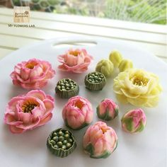 Indian Lotus. Many type of Lotus flowers. Still work with Lotus How to pipe this lndian Lotus In Advance online class. Be member online class. For info// jivi5096@hotmail.com #butter #butterblossom #butterblossoms #onlineclass #flowers #flowercake #flowercakeclass #pipingclass #cake #cakes #cakeinspiration #cakeflowers #bakery #white #whiteflower #wreath #wreathcake #formom #mother #motherday #forbosswomen #forgirl #happybirthday #nature #love #thailand #bangkok #wreath #wreathcake #howto...
