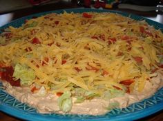 Bs Taco Dip Meatless Recipe - Genius Kitchen