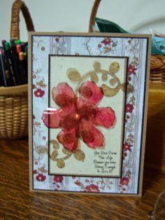 Sundaystamper  Papercrafts: A friend has got me hooked...