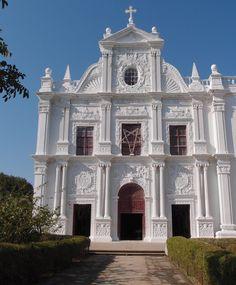 The Diu museum, Diu, India