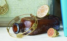 LOVE the new jewelry collection designed by Sara Blaine for Willow House.
