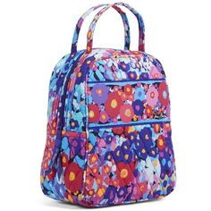 Vera Bradley Lunch Bunch Bag in Impressionista ($24) ❤ liked on Polyvore featuring home, kitchen & dining, impressionista and vera bradley
