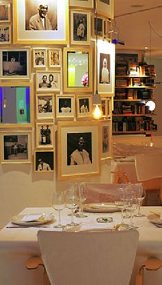 With its unique Philippe Starck design, Asia de Cuba restaurant is located within St Martins Lane Hotel, London.