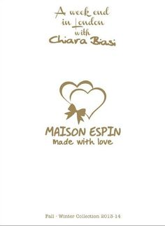 La copertina del nuovo catalogo con  Chiara Biasi#shooting #london #chiarabiasi#maisonespin #cool #fashionblogger#womancollection #lovely #MadewithLove #romanticstyle #milano#clothing #shopping #iloveshopping